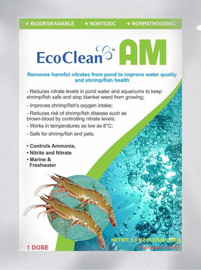 EcoCleanTM AM - Vi sinh xử lý Ammonia và khí độc NO2