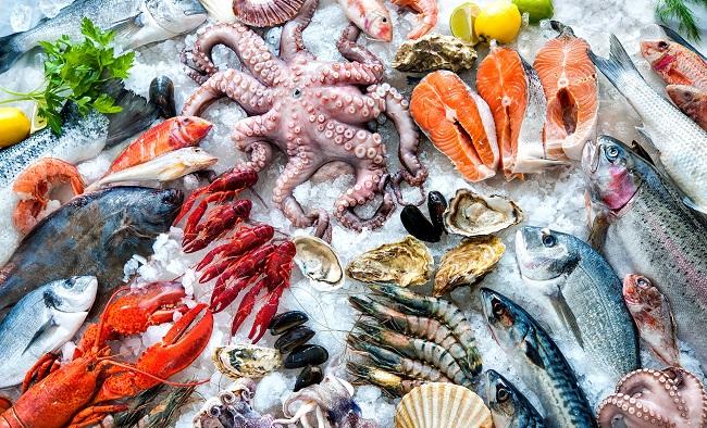 Những lợi ích của hải sản không phải ai cũng biết
